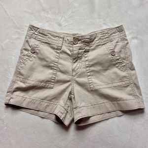 Faded Glory Khaki Shorts
